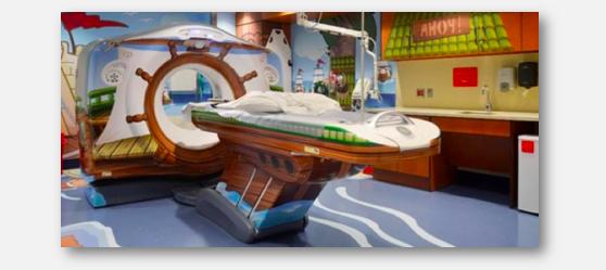MRI scanner design thinking gezondheidszorg